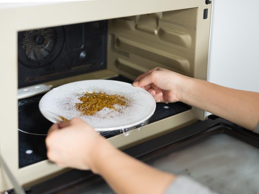 電子レンジで美味しく温める方法はムラを無くすのがポイント[料理tags] 2